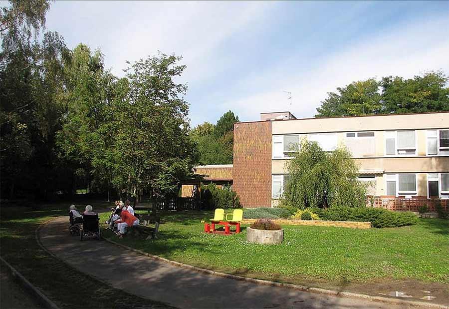 Gerontologické centrum Praha 8 Šimůnkova