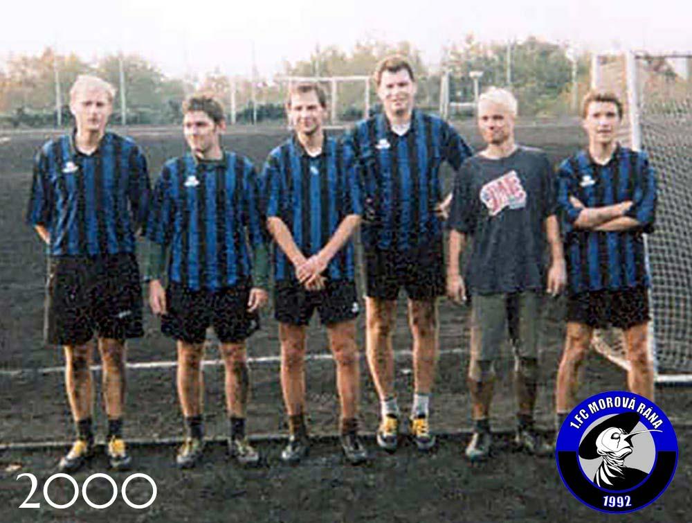 Ondřej Gros FC Morová Rána 2000