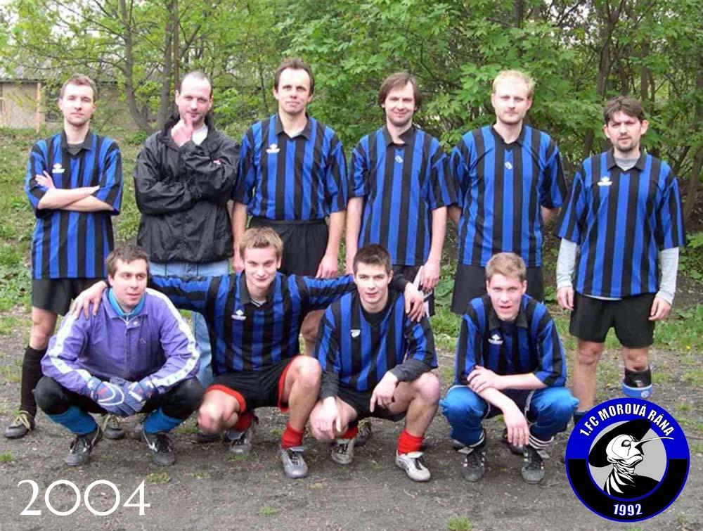 Ondřej Gros FC Morová Rána 2004
