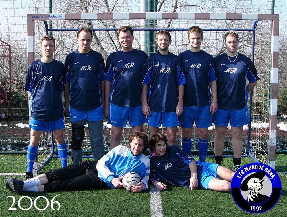 Ondřej Gros FC Morová Rána 2006