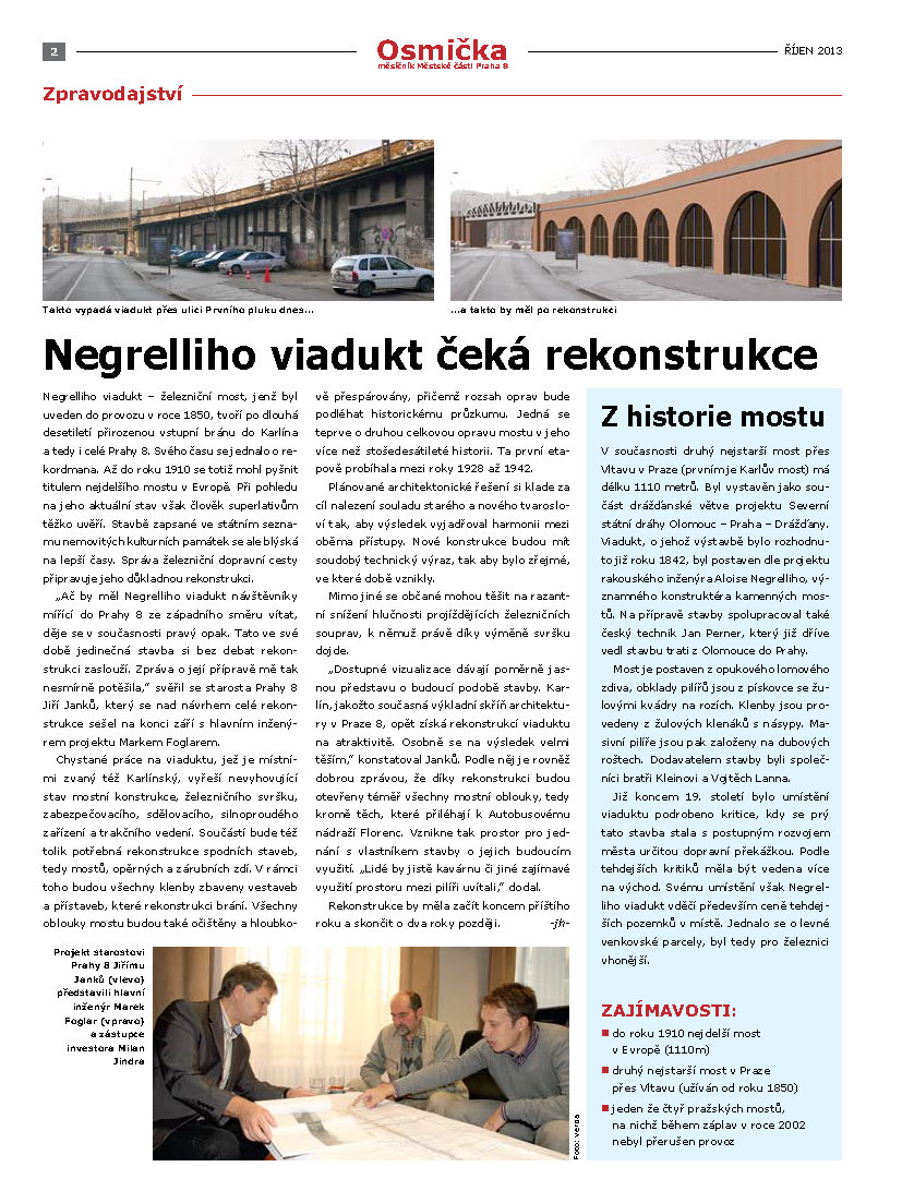 Magazín Osmička 10-2013